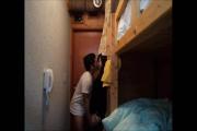 【無修正】海外個人撮影-- フィリピーナにナンパされ部屋で、清楚系日本人が生ハメされ『凄い!』の連発で中逝き!