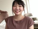 ノリが良く、良い人すぎてエッチさせられてしまう、Fカップ素人女子大生19歳 個人撮影