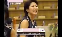 183cm女子バレーボール元日本代表選手のプライベートSEX 近日削除
