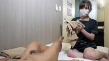 五反田の抜き専門アロママッサージ店ア〇ハ 内緒撮影