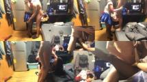 【コスハメ撮り】皆様ご存知、セー○ームー○コス姿でフェラやお手てでコキコキ、そしてハメるレイヤーさん系動画作品